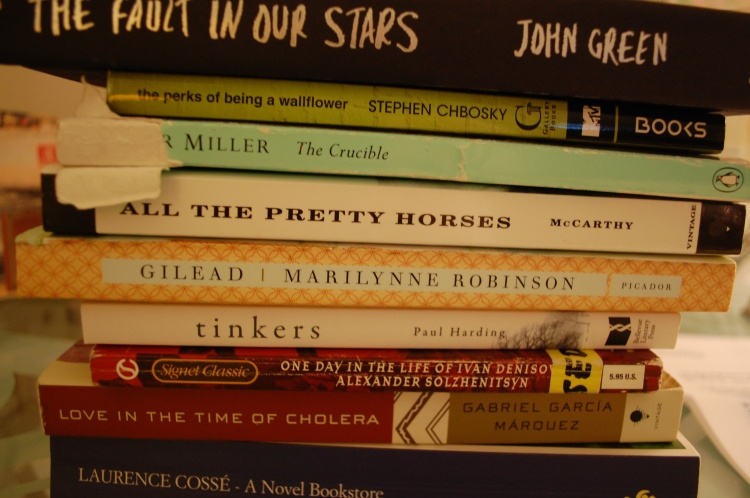January books to read.